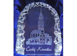 Plaketa Český Krumlov