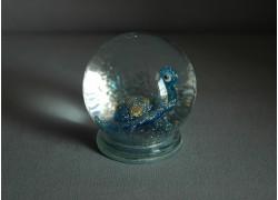 Sněhová koule 60mm želva