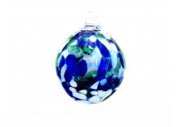 Koule ze skla barevná 8 cm www.sklenenevyrobky.cz