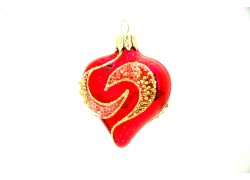 Christmas ornaments Heart small