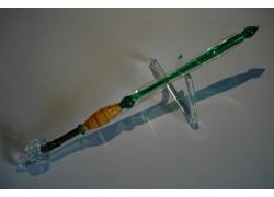 Glass pen www.sklenenevyrobky.cz