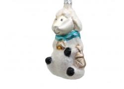 Christmas ornament Sheep