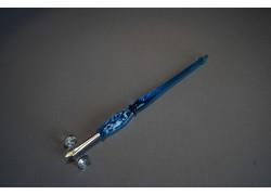 Skleněné psací pero velké 15-18cm bez stojánku II.