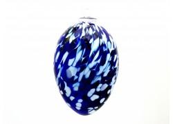 Eggs colored glass www.sklenenevyrobky.cz