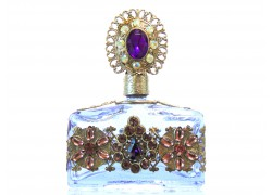 Perfume bottle www.sklenenevyrobky.cz