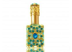 Flakon na parfém se sprejem www.sklenenevyrobky.cz