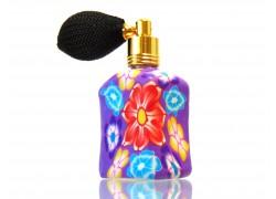 Flakón na parfum so sprejom www.sklenenevyrobky.cz