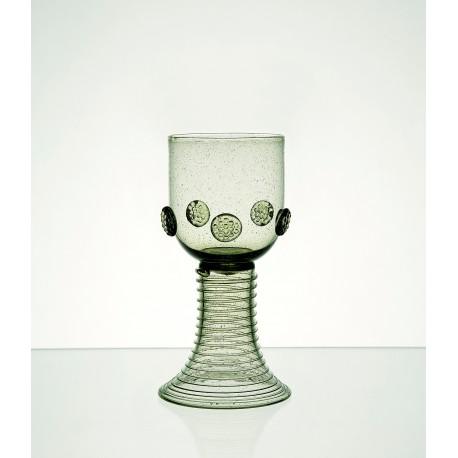 Lesné sklo-pohár C02 200ml / 160mm www.sklenenevyrobky.cz