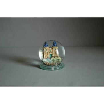 Sněžící koule Týnský chrám