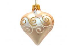 Christmas ornaments Heart small