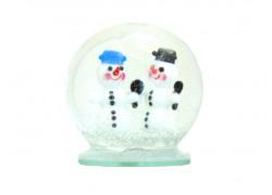 Sněžící koule Sněhuláci