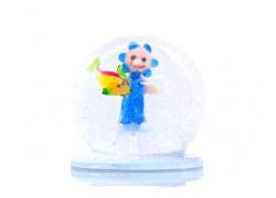 Snow globe Aquarius www.sklenenevyrobky.cz
