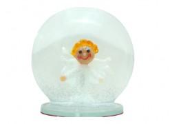 Sněžící koule Anděl