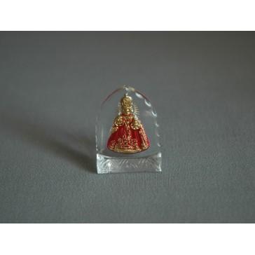 Pražské Jezulátko malé červené
