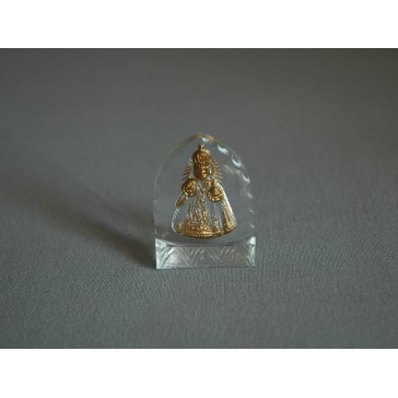 Pražské Jezulátko malé zlaté