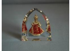 Pražské Jezulátko velké červené