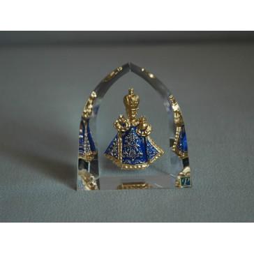 Pražské Jezulátko velké modré