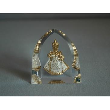 Pražské Jezulátko velké bílé