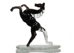 Horse from Glass