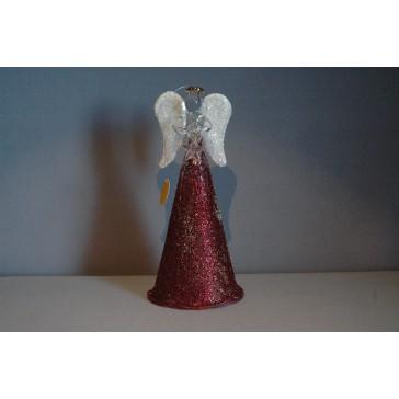 Skleněný anděl velký 15cm 36.