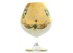 Birthday Glass 100 years www.sklenenevyrobky.cz
