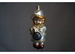 Vánoční ozdoba figurka kuchaře 1032