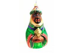 Vianočná ozdoba Traja králi Gašpar, Melichar, Baltazár