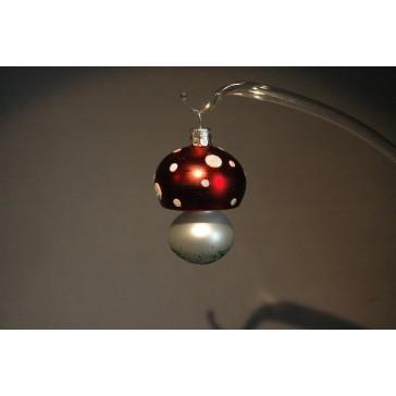 Vánoční ozdoba Muchomůrka 1670 7 cm