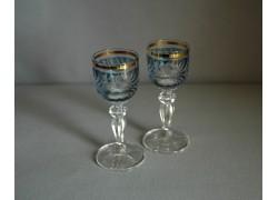 Glasses of Mariana on Aperitif - 2pcs, blue www.sklenenevyrobky.cz