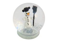 Sněžící koule Sněhulák