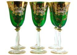Poháre Angela 250ml 6ks smalt poháre na víno