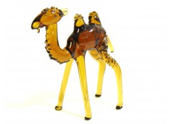 Camel made of glass