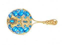 Mirror - jewelry production www.sklenenevyrobky.cz