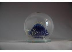 Sněžící koule Rybka 60 mm