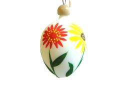 Easter egg from glass