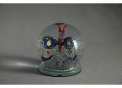 Sněžící koule Motýl II 60 mm