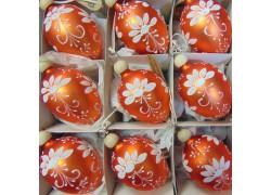 Velikonoční vajíčko 3002 9ks www.sklenenevyrobky.cz