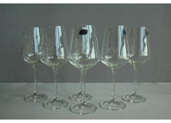 Sklenice na bílé víno Sandra 250 ml set 6 ks