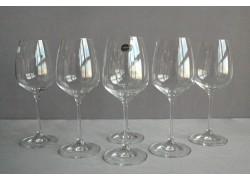 Sklenice na bílé víno Giselle 340 ml set 6 ks