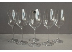 Sklenice na bílé víno Viola 250 ml set 6 ks