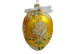 Easter egg from glass www.sklenenevyrobky.cz