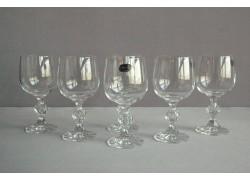 Sklenice na bílé víno Claudia 190 ml set 6 ks
