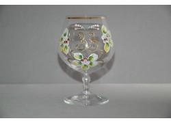 Jubilee Glass Carmen 33 years clear www.sklenenevyrobky.cz