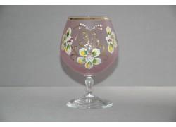 Výroční sklenička Carmen 33 (400ml růžová)