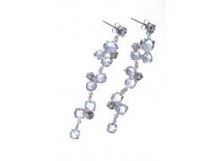 Earrings www.sklenenevyrobky.cz