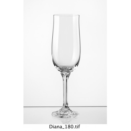 Diana 180ml set 6ks