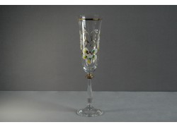 Jubilee glas Angela - flute 45 years clear