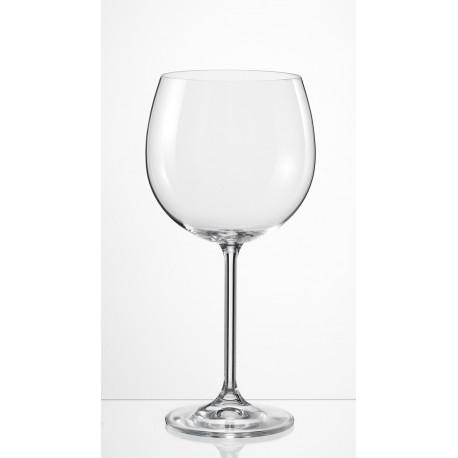 Sklenice na červené víno Maxima 570ml set 6 ks