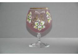 Výroční sklenička Carmen 45 (400ml růžová)