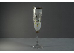 Výroční sklenička Angela - flétna 50 (190ml bílá)